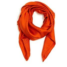 Hermès-QUADRIGE LASER-Orange