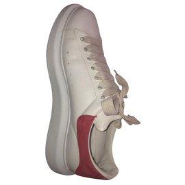 Alexander Mcqueen-Sneakers-White