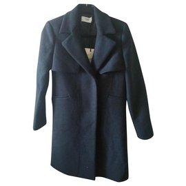 Zapa-Manteaux, Vêtements d'extérieur-Bleu Marine