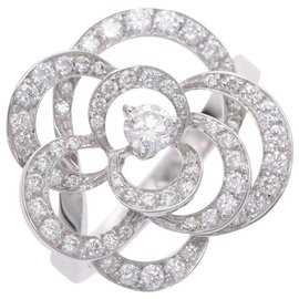 Chanel-Chanel Camelia-Silvery
