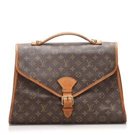 Louis Vuitton-Louis Vuitton Brown Monogram Bel Air-Brown