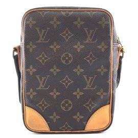 Louis Vuitton-Louis Vuitton Amazon Monogram Canvas-Brown