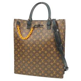 Louis Vuitton-Louis Vuitton 2WAY shoulder sac Plat Virgil Abloh unisex tote bag M44475-Other