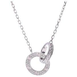 Cartier-Cartier necklace-Silvery