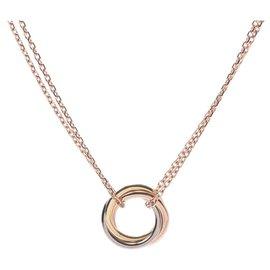 Cartier-Cartier necklace-Golden