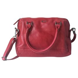 Ikks-Handbags-Red