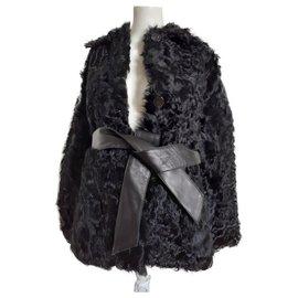 Antik Batik-Manteaux, Vêtements d'extérieur-Noir