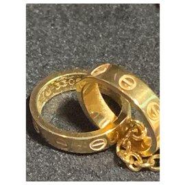 Cartier-Modèle # UI3305-Bijouterie dorée