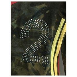 Dior-Hauts-Multicolore,Kaki