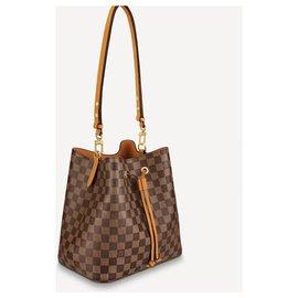 Louis Vuitton-LV Neonoe new safron-Brown
