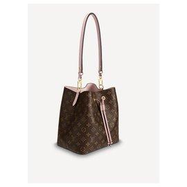 Louis Vuitton-LV Neonoe monogram new-Brown