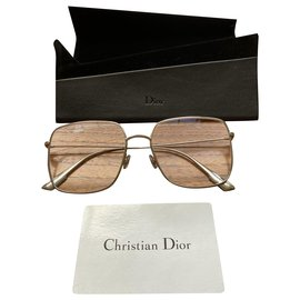 Christian Dior-Christian Dior glasses frames-Silvery