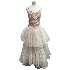 Chanel-Dresses-Pink