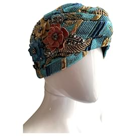 Gucci-Gucci Fashion show piece hair band-Multiple colors