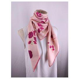 Hermès-winter walk, rare, unique edition-Pink