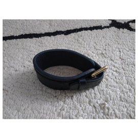 Massimo Dutti-Bracelets-Navy blue