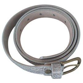 La Fée Maraboutée-Belts-Grey,Eggshell