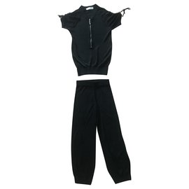 Dior-Jumpsuits-Black