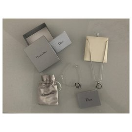 Dior-Jewellery sets-Silvery