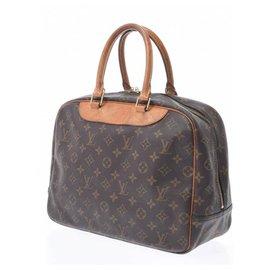 Louis Vuitton-Louis Vuitton Trouville-Brown