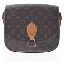 Louis Vuitton-Louis Vuitton Saint Cloud-Brown