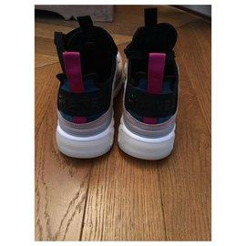 Chanel-Chanel sneakers-Beige