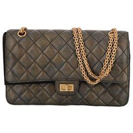 Chanel-Chanel 2.55-Grey