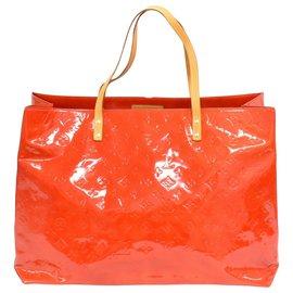 Louis Vuitton-Louis Vuitton Reade-Orange