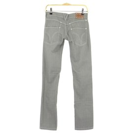 D&G-Trousers-Grey