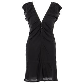 Vanessa Bruno-robe-Black
