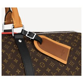 Louis Vuitton-LV Keepall 50-Brown