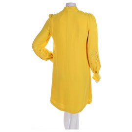 French Connection-Dresses-Yellow