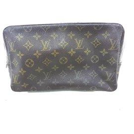 Louis Vuitton-Toiletry bag 28 Monogram-Brown