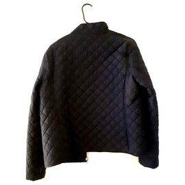 Ralph Lauren-Lauren Ralph Lauren Quilted Jacket New-Navy blue