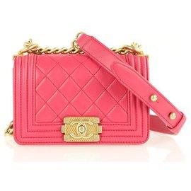 Chanel-Boy-Pink