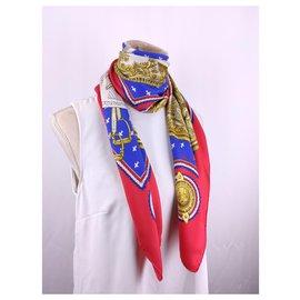 Hermès-Selles à housse-Multicolore