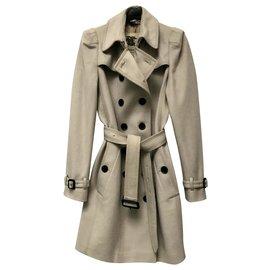 Burberry-Coats, Outerwear-Grey