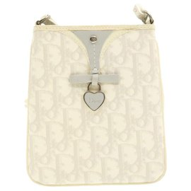 Dior-Dior Shoulder bag-White