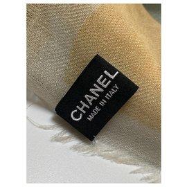 Chanel-CHANEL STOLE CACHEMIRE 2020-Multiple colors