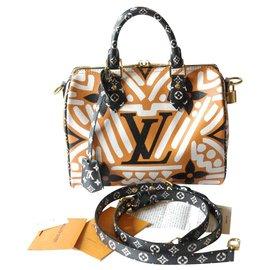 Louis Vuitton-Speedy Crafty-Caramelo
