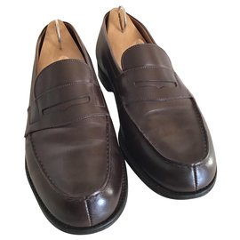 JM Weston-Church´s Loafers-Brown