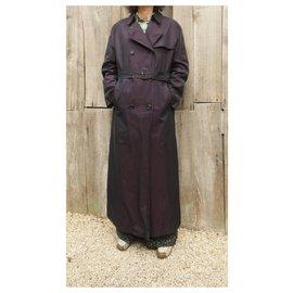 Burberry-Trench coats-Prune