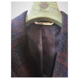 Autre Marque-Baldassari brand new men's coat-Brown,Multiple colors