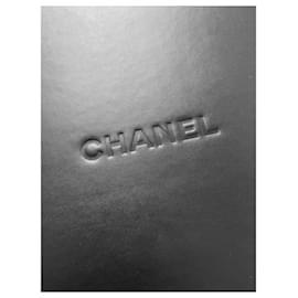 Chanel-Chanel leather box-Black