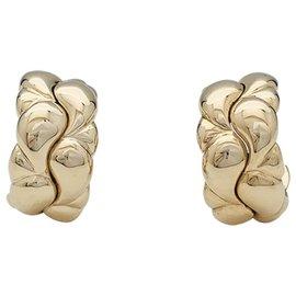 """Chopard-Chopard hoops, model """"Casmir"""", 2 golds.-Other"""