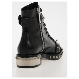Alexander Mcqueen-Ankle Boots-Black