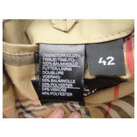 Burberry-Burberry t jacket 42-Beige