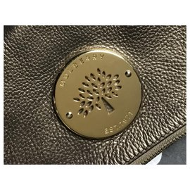 Mulberry-Clutch bags-Bronze