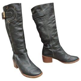 Chloé-Chloé p boots 40-Black