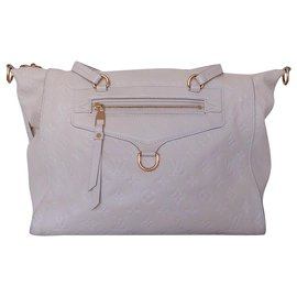 Louis Vuitton-LOUIS VUITTON Empreinte Lumineuse GM bag-Beige